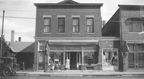 Tschida Bakery 1116-18 Rice St. c 1935 MHS