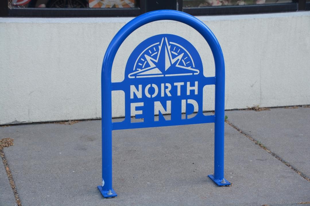 a bike rack